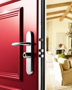 Puertas acorazadas Fichet