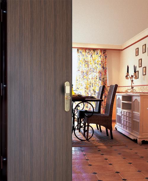 La nica puerta acorazada del mercado con para tack - Puerta acorazada madrid ...
