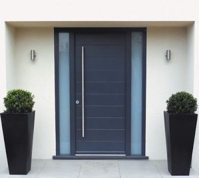 Puertas acorazadas para chalets archivos fichetmadrid for Puertas chalet exterior