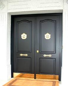 Una puerta acorazada hecha para ti fichetmadrid - Puertas de dos hojas ...