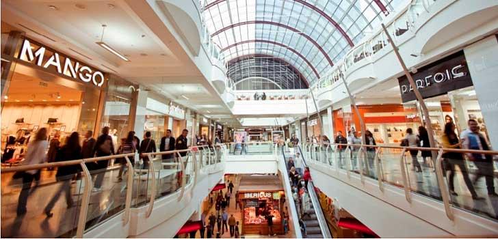 evitar robos en centro comercial