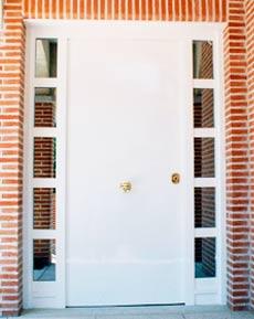 puertas acorazadas unifamialiares