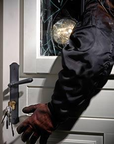 Proteja su hogar del incremento de robos en domicilios