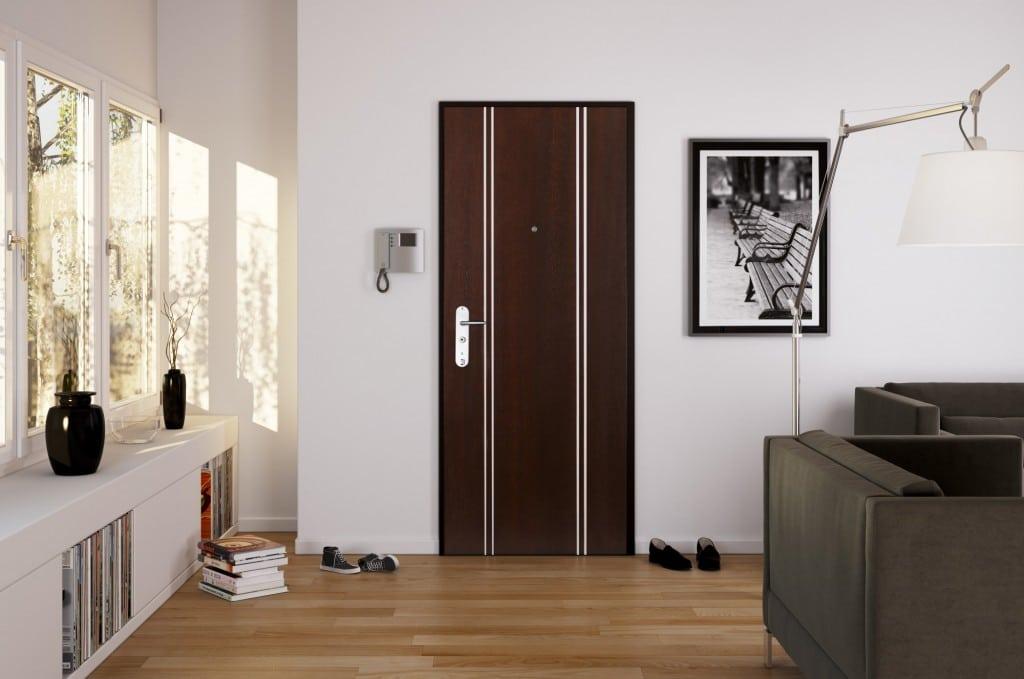 puertas acorazadas