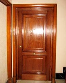 Puerta blindada 1 hoja