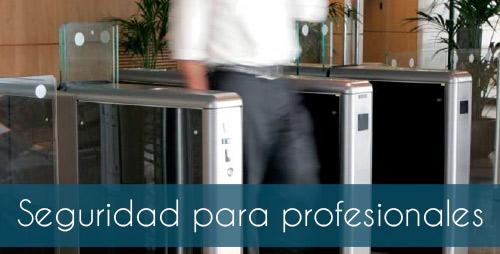 Seguridad para profesionales Fichet Madrid