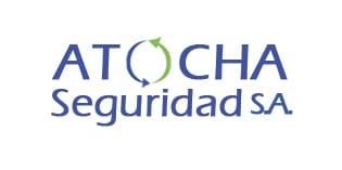 Logo Atocha Seguridad