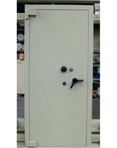 Puerta acorazada Fichet madrid
