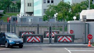 Seguridad perimetral para vehículos