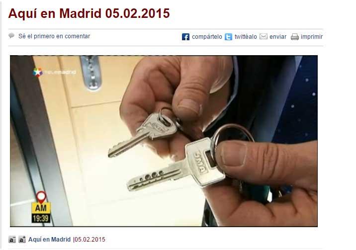 Atocha Seguridad en Telemadrid