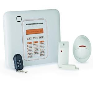 Sistemas de alarmas plug and play II por intrusión