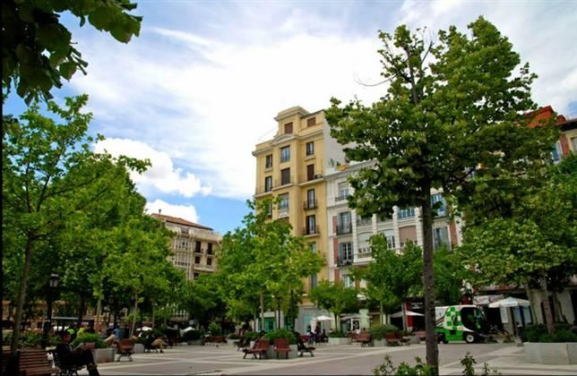 Robos en Madrid