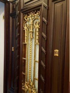puertas con decoracion especial