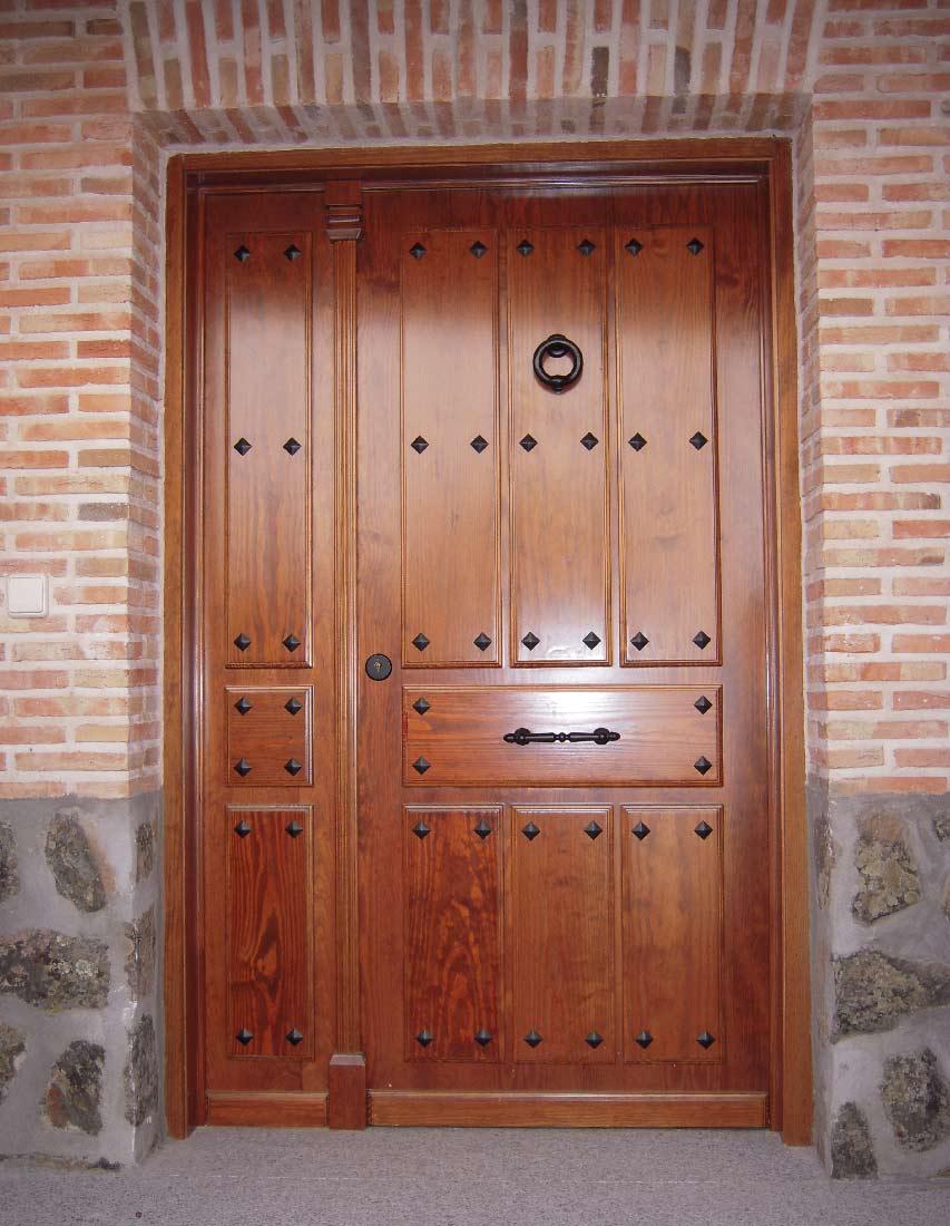 Puertas con dos hojas puertas originales - Puertas originales ...
