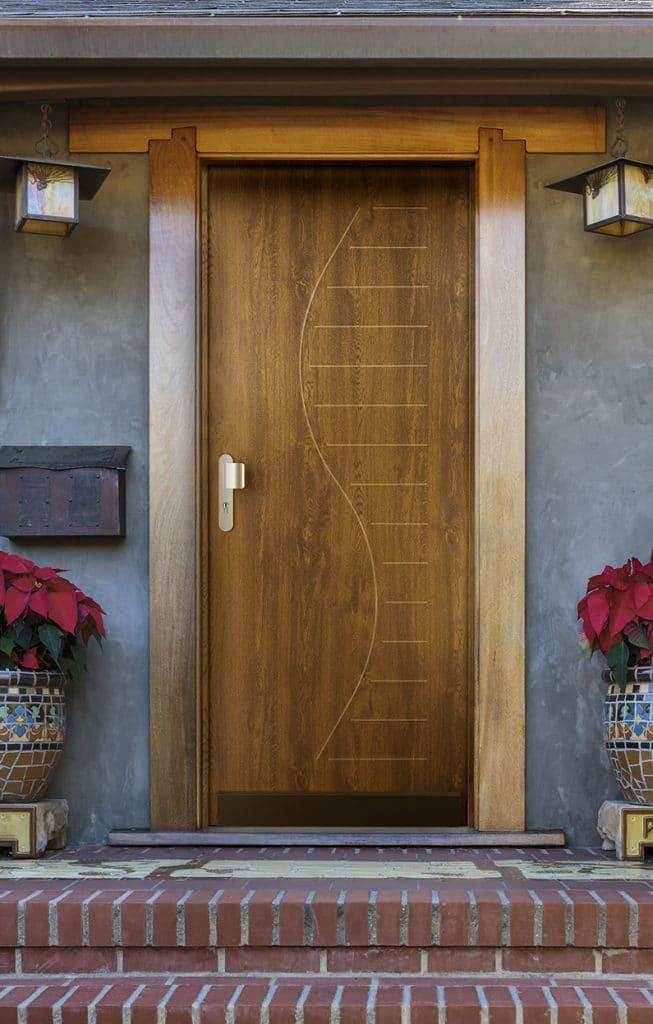 Decoraci n puertas de dise o versus puertas antiguas for Puertas antiguas para decoracion