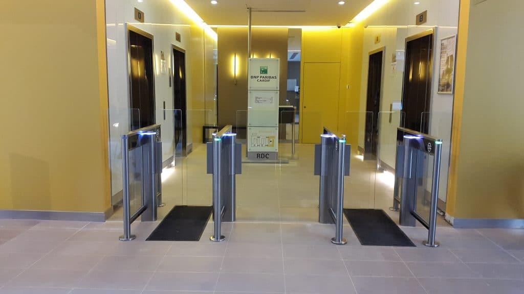 control de accesos para empresas