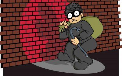 Campaña de prevención de robos en domicilios