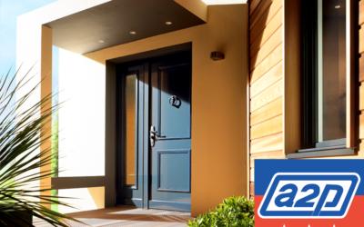 Certificación A2P para puertas acorazadas