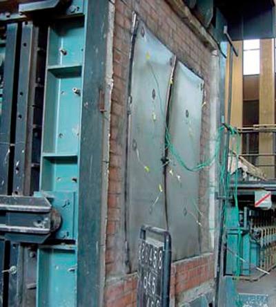 Puertas antiexplosion Fichet