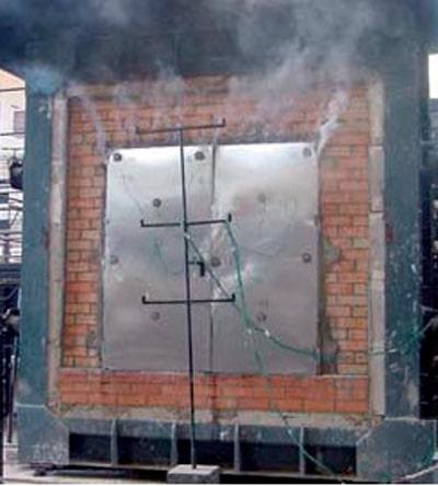 Puerta anti explosión