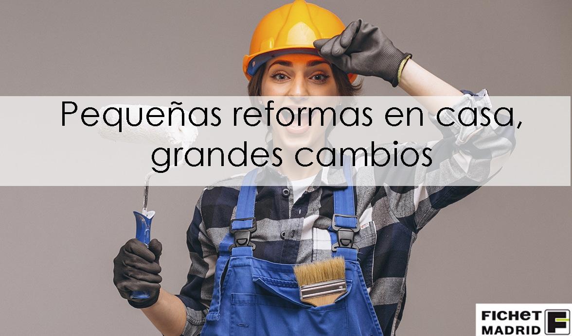 Fichet Madrid _ reformas en casa _ puertas acorazadas _ 01
