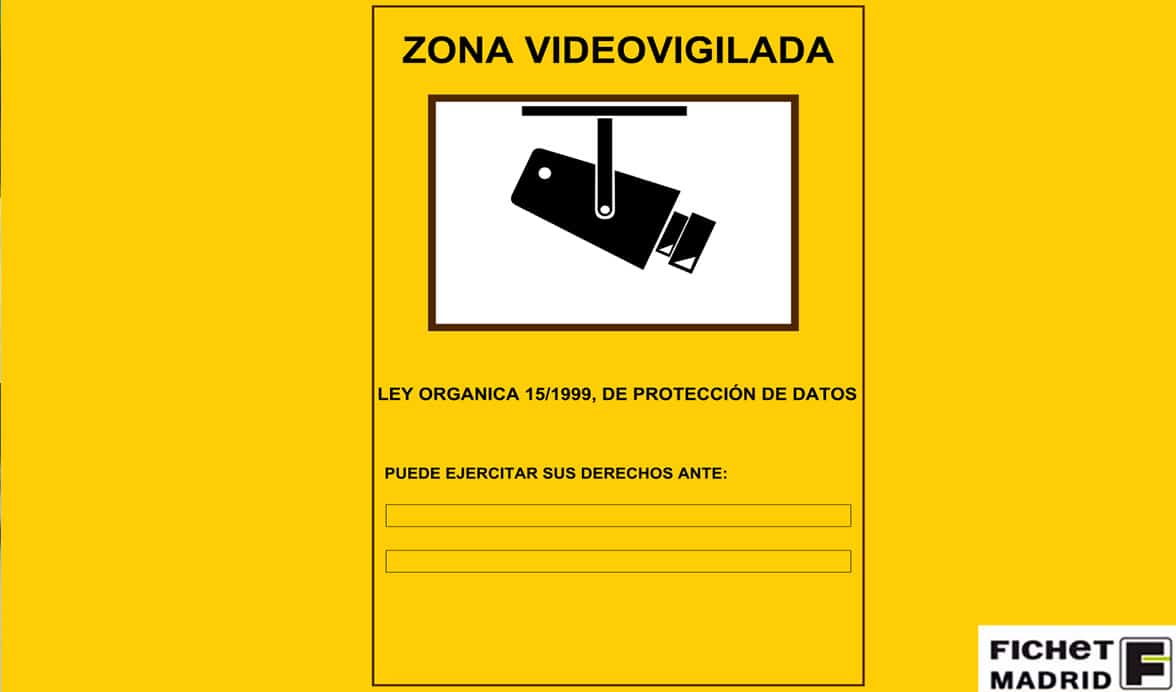 Fichet Madrid - cámaras de video vigilancia - 02