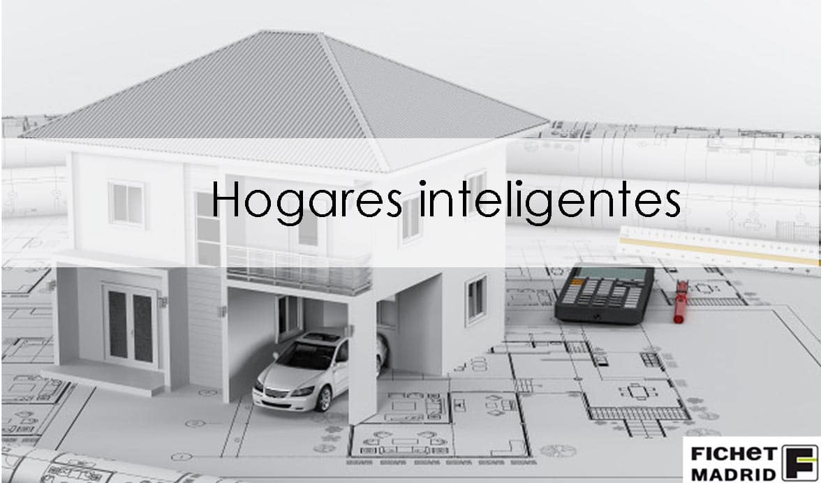 fichet madrid - seguridad - hogares inteligentes